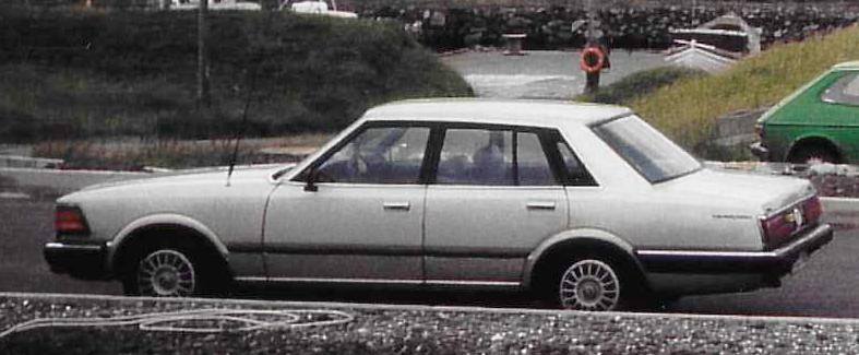 1980-84 Datsun 280C Diesel (430)