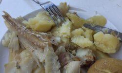 Ræstan fisk og Garnatolg