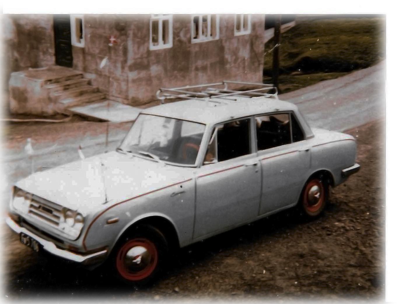 Toyota corona 1966
