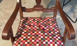 Ny stol til Susanne