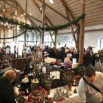 Jule market på Engestofte gods. Foto: Flemming K Karlsen