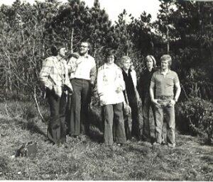 Tey av Kamarinum Fra 1972 til 1977