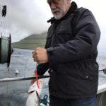Selvfølgelig skal man ud at fiske når man er på Færøerne