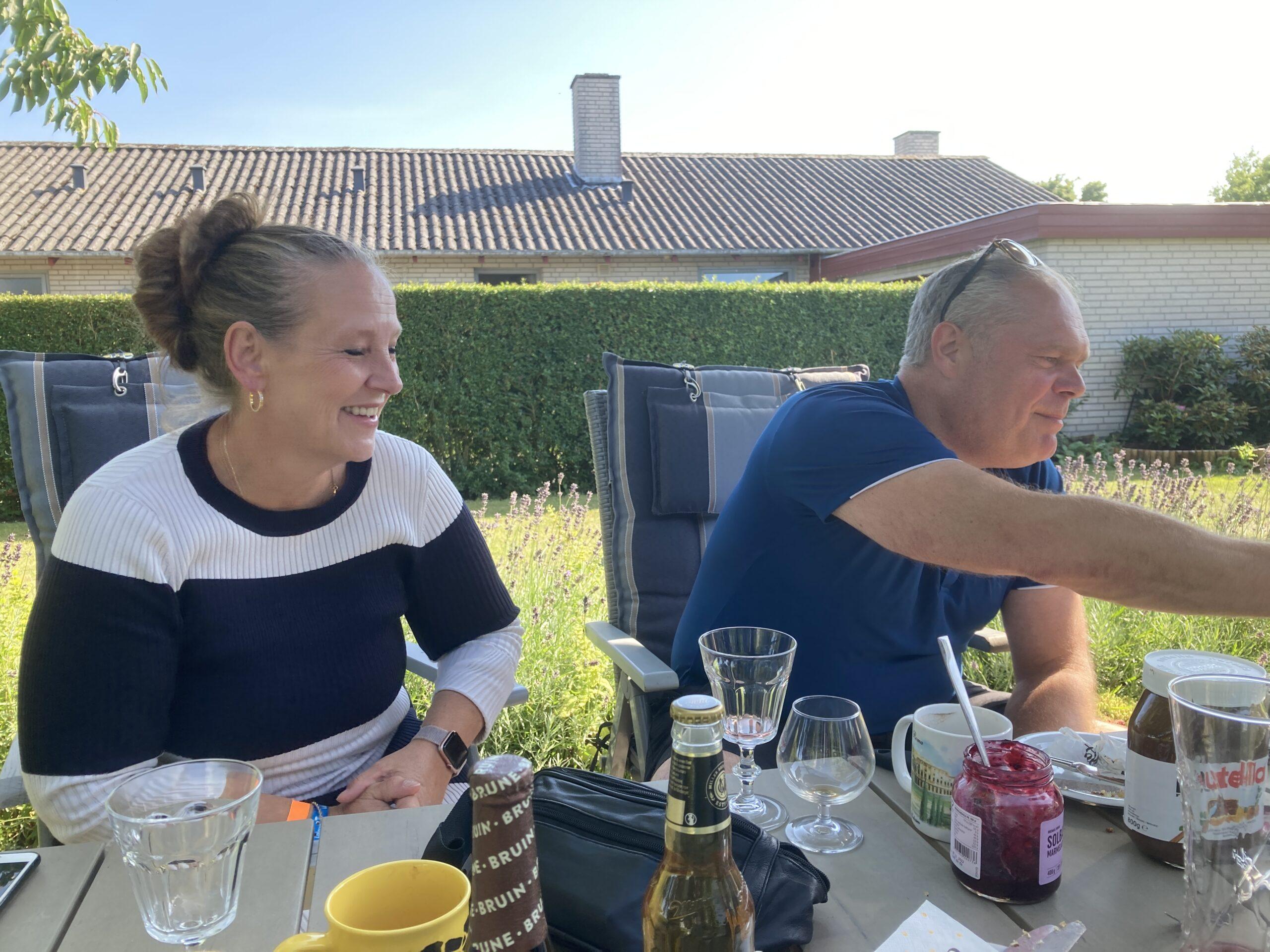 Susanne og Erhard hjemmeside